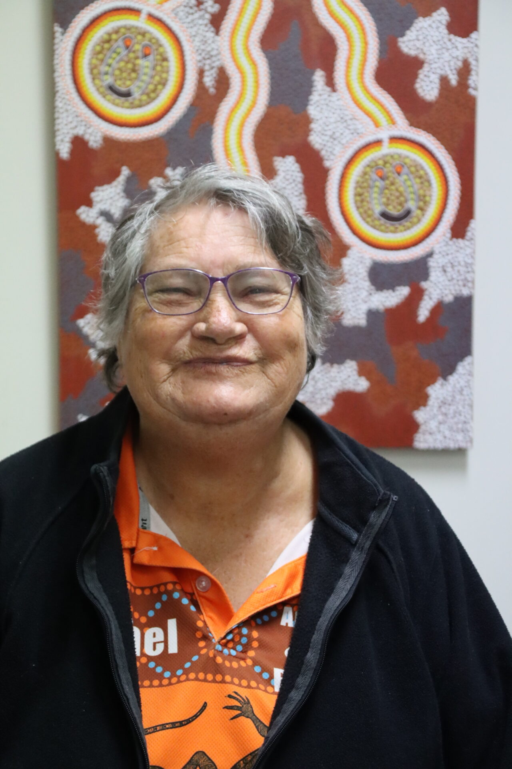 Ethel Hoskins